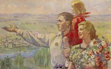 Как невесту родину мы любим (А.Голованов 1946)